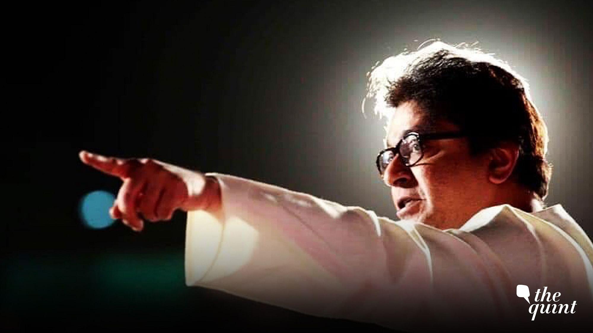 Raj Thackeray Indicates Shift to Hindutva, Targets `Infiltrators'