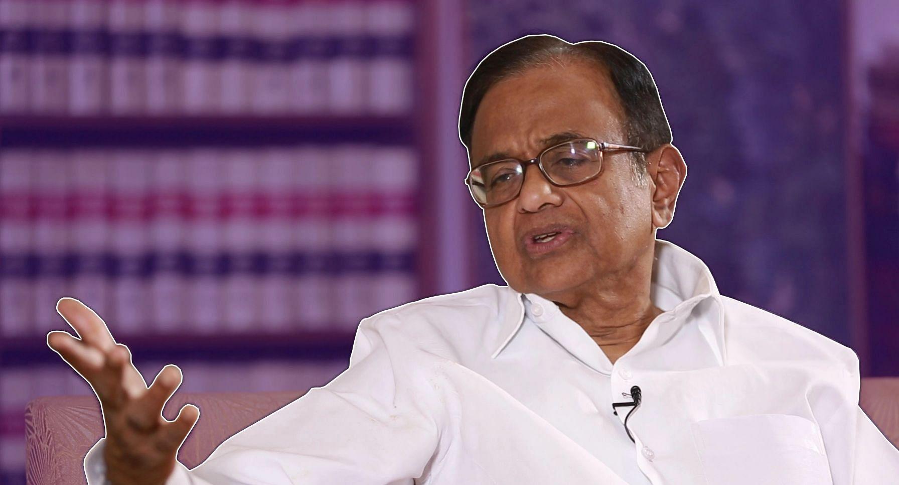 'Job Crisis to Worsen, Businesses Scared to Invest': P Chidambaram