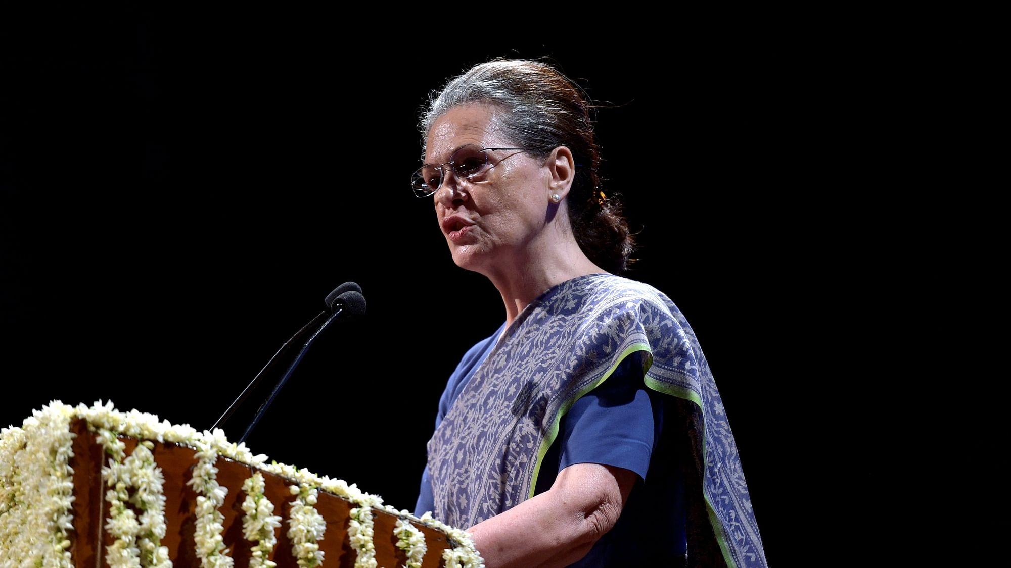 'Sonia Had Sought Written Undertaking From Uddhav': Ashok Chavan