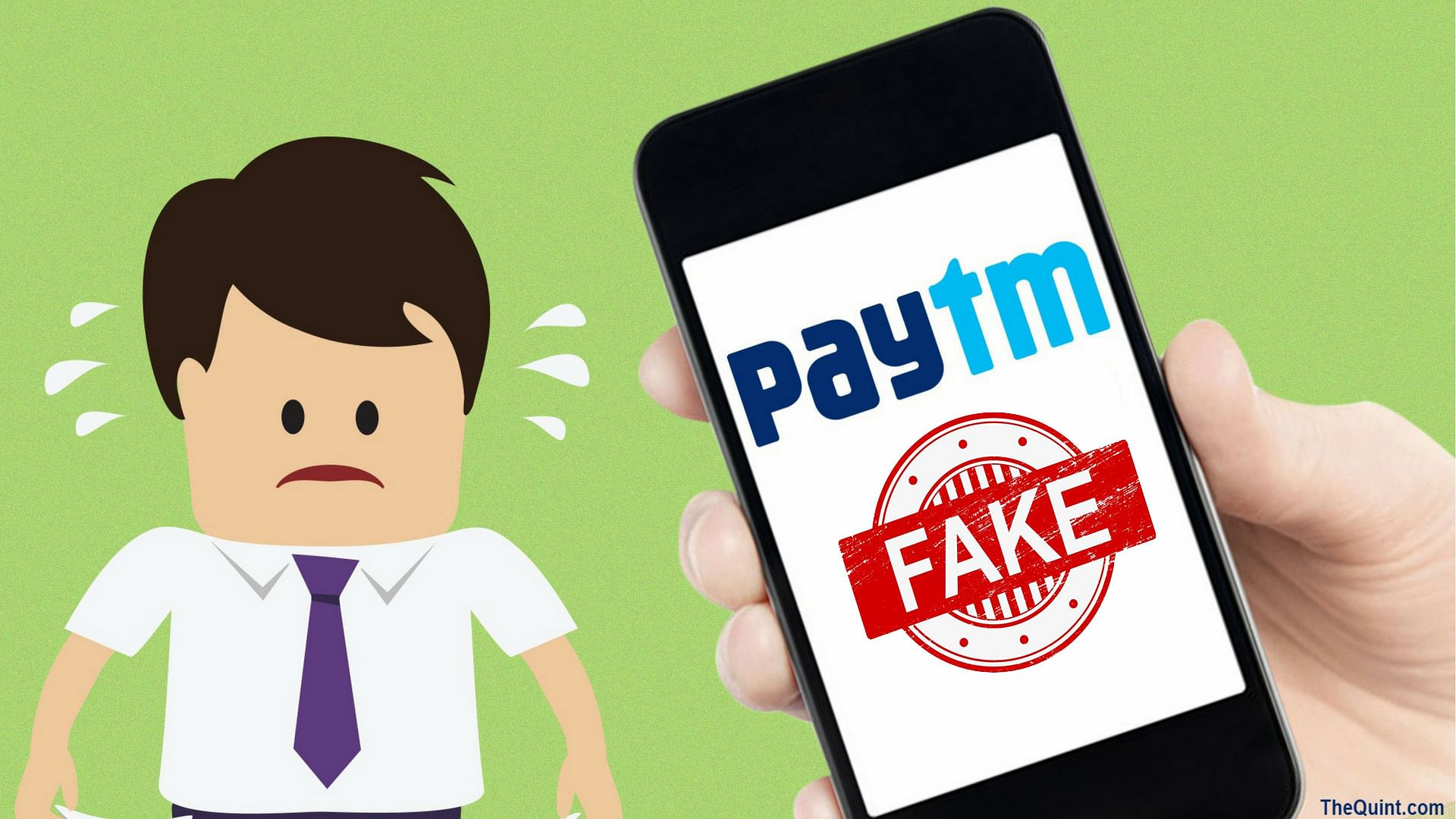 Paytm Wants Govt Help to Catch Fraudsters Stealing Money