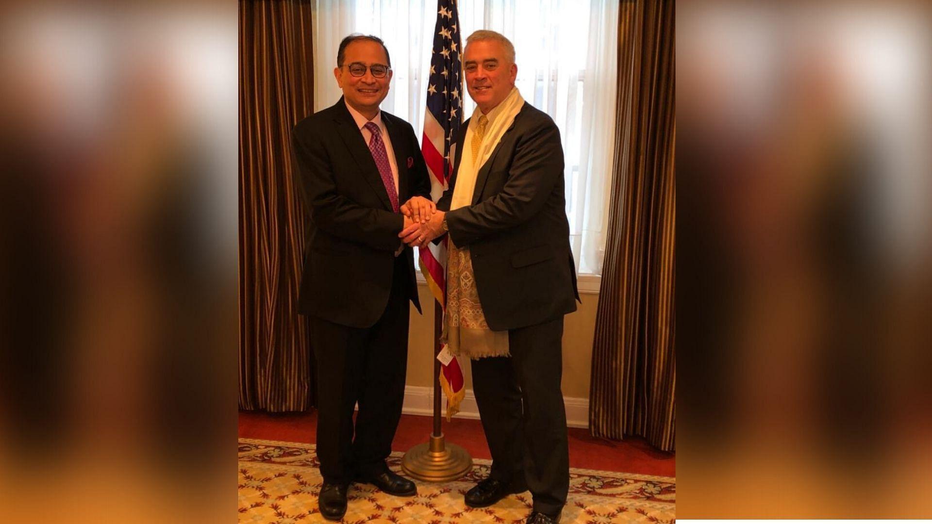 Indian Diplomat Endorses 'Israel-Like Model' for Kashmir
