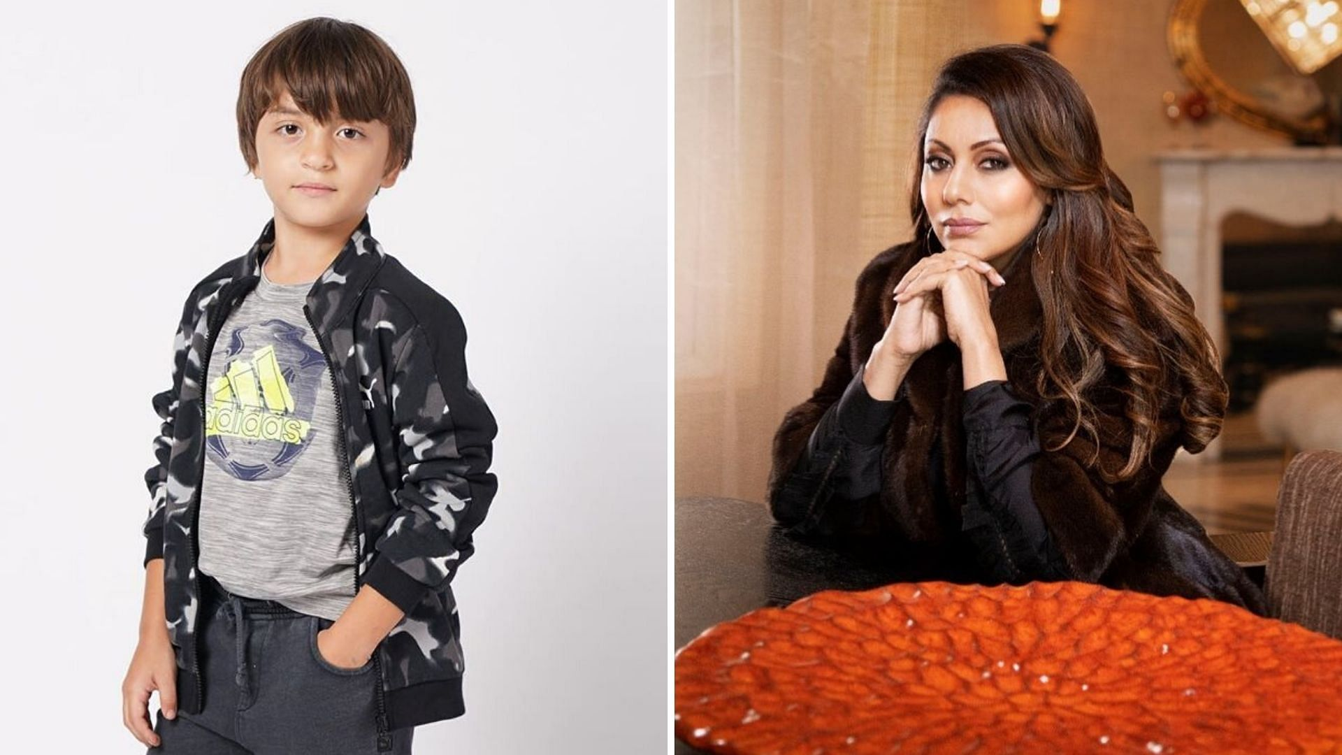 Gauri Khan Says 'AbRam Loves the Camera' and She's Right