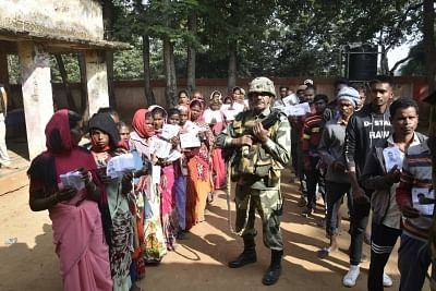 Second phase of vote to decide fate of Jharkhand big guns