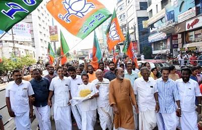 Kerala BJP panel fails to identify new president