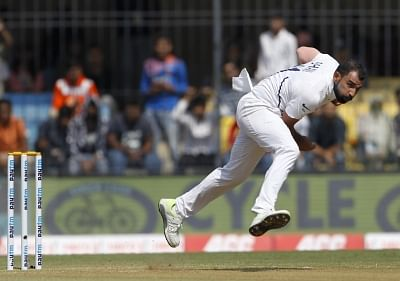 Mohammed Shami breaks into top-10 of Test rankings