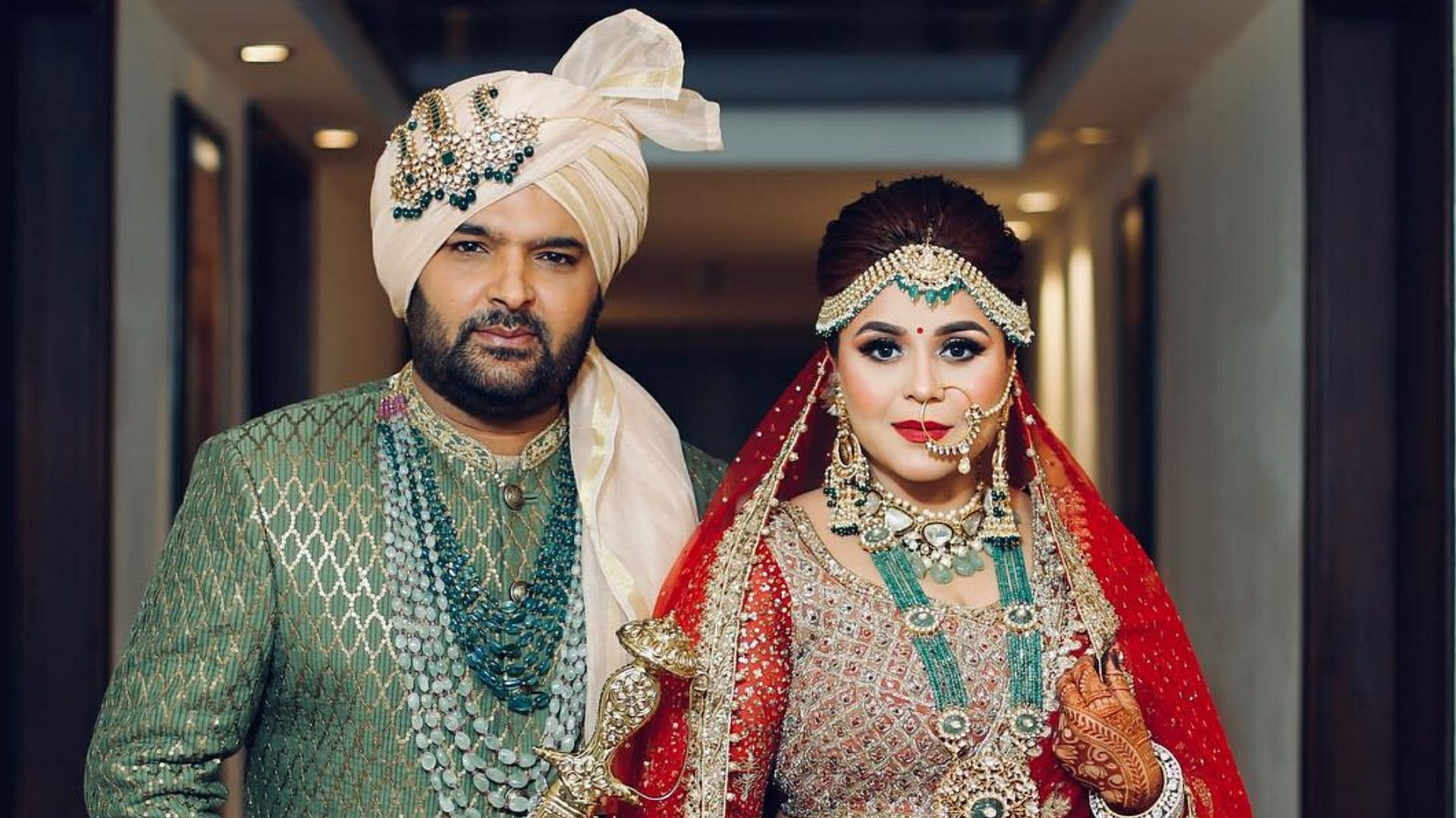 Kapil Sharma Thanks Fans for Wishes on First Wedding Anniversary