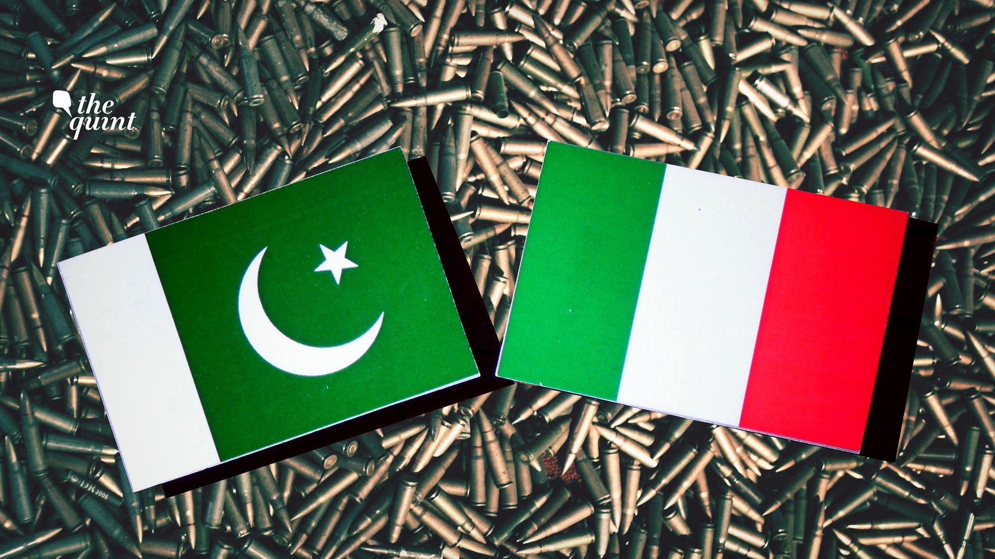 Pakistan Arms Imports: Why is Italy Flouting Its Own Constitution?