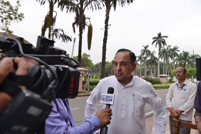 Swamy digs old records to put heat on Congress over CAB