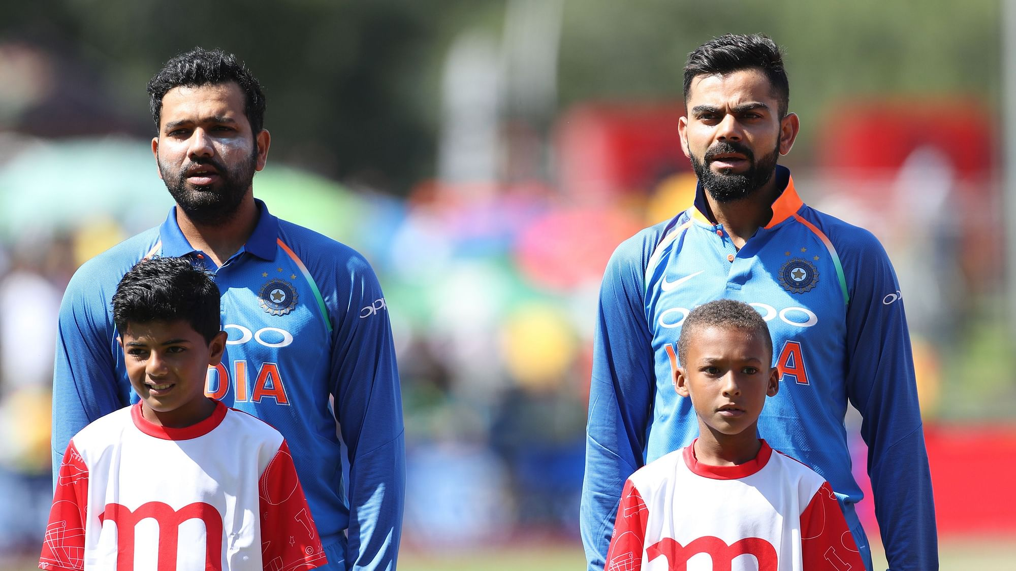 Kohli-Rohit Records' Rivalry Moves to ODIs With WIndies Series