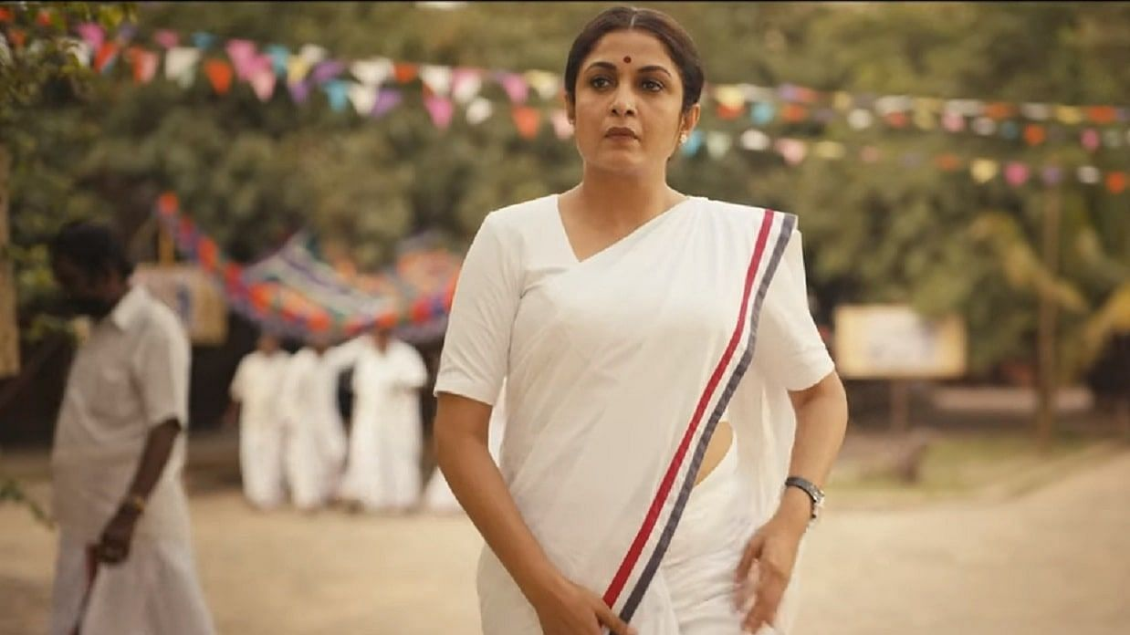 So Much of it Was Relatable: Ramya Krishnan on Playing 'Queen'