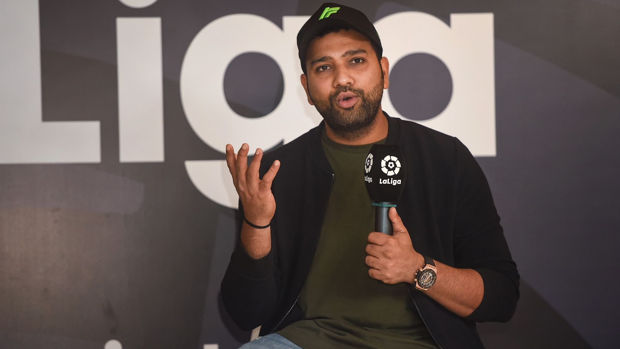 Like IPL, ISL Also Brings the Best of Indian Talent: Rohit Sharma