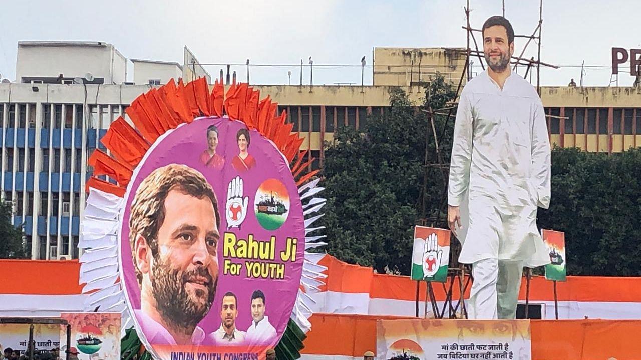 'Will Never Apologise, I am Rahul Gandhi, Not Rahul Savarkar'