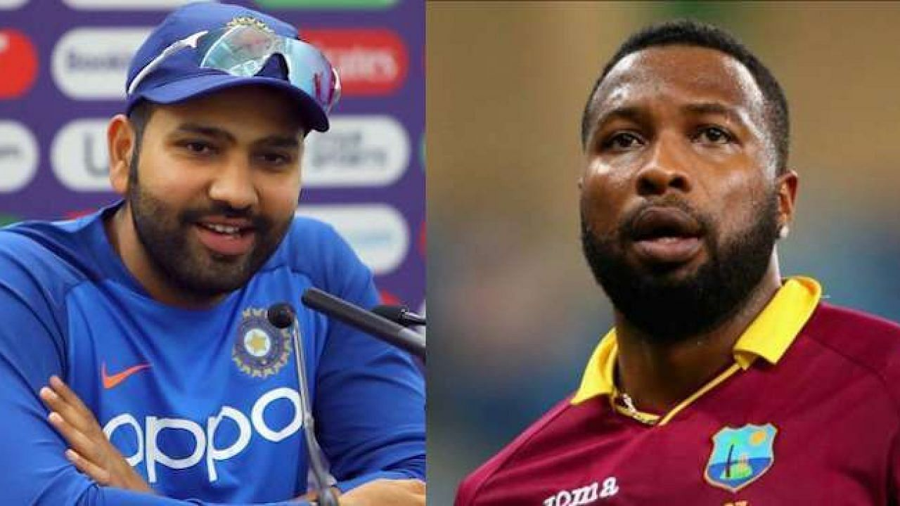 West Indies Have Become a Different Unit Under Pollard: Rohit