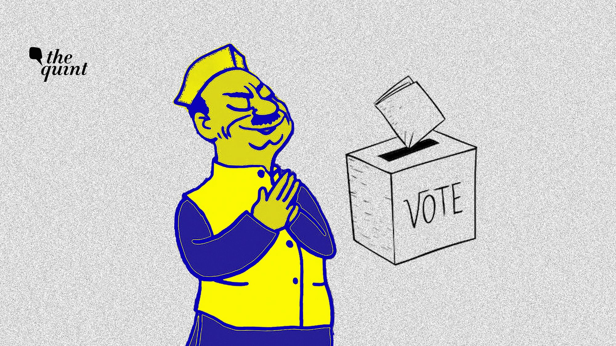 Elections - India - cover