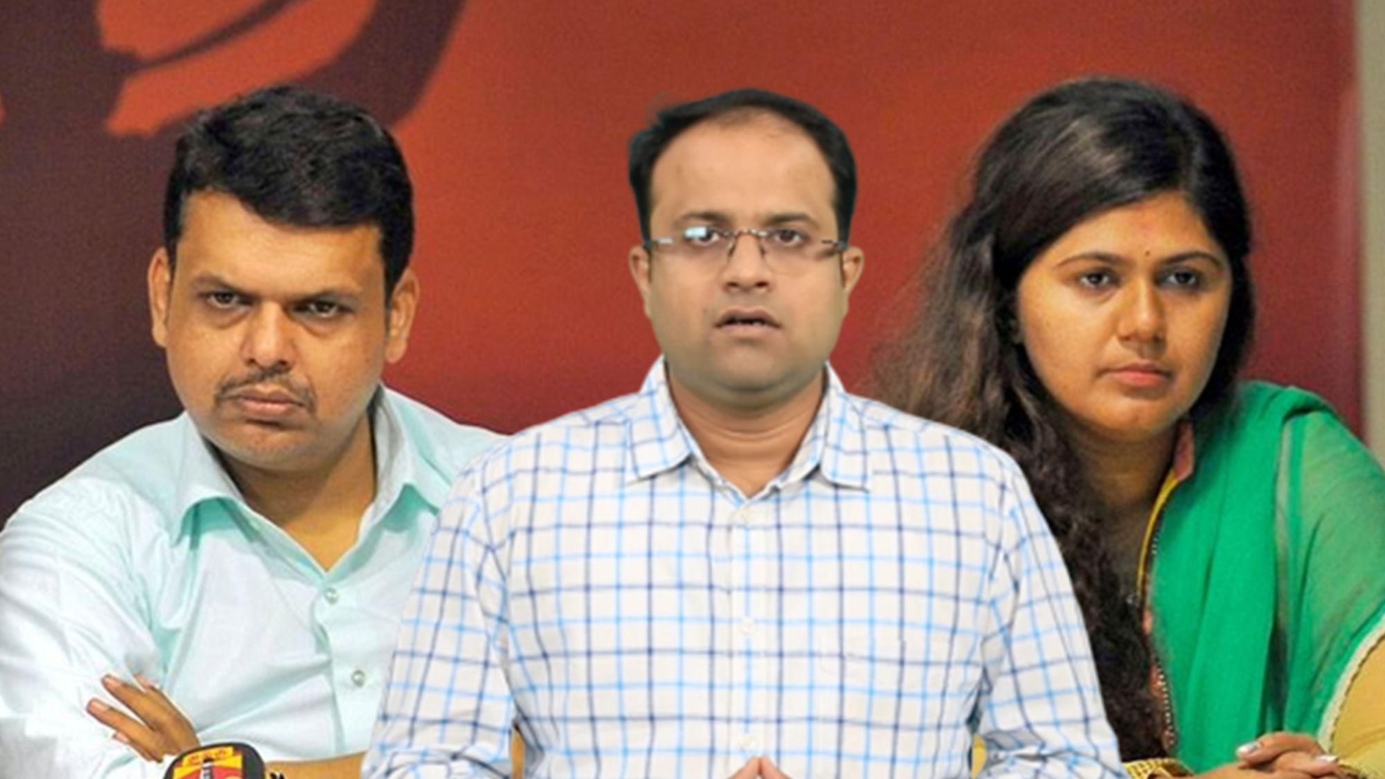 What's Leading Pankaja Munde to Rebel Against the BJP in Mumbai?