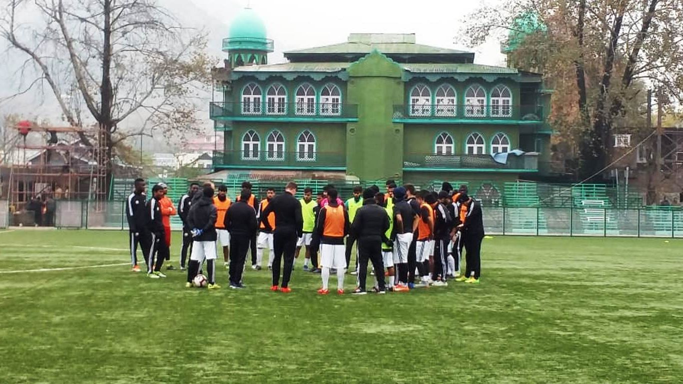 Bad Weather in Srinagar, Real Kashmir's Next 2 Matches Postponed