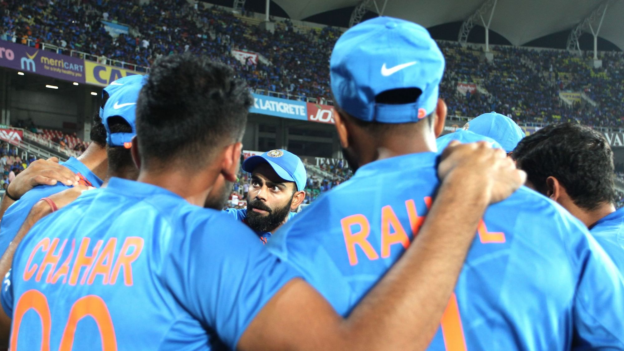 Team India Meander From Settled to Spring Dube Surprise at 3