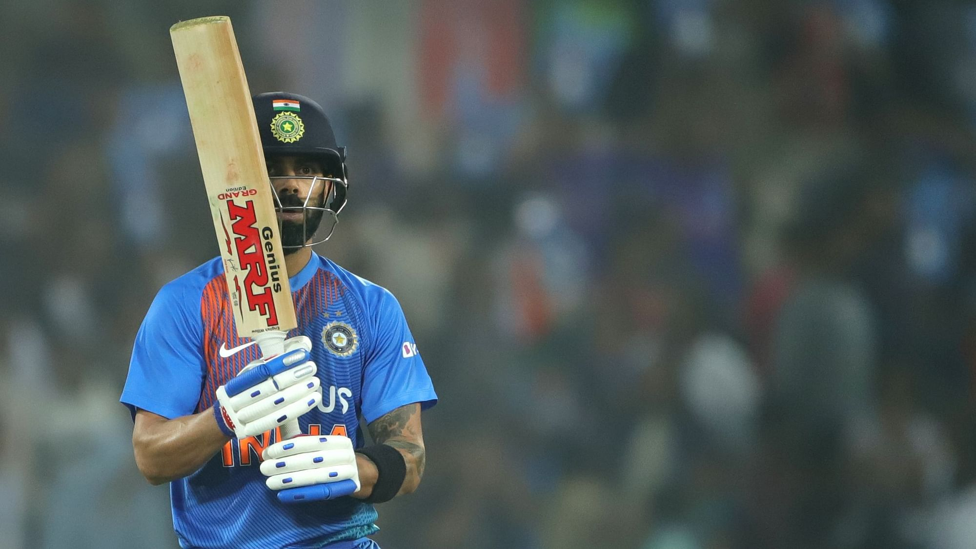 Records Tumble After Virat Kohli's Classy 94 Not Out vs Windies