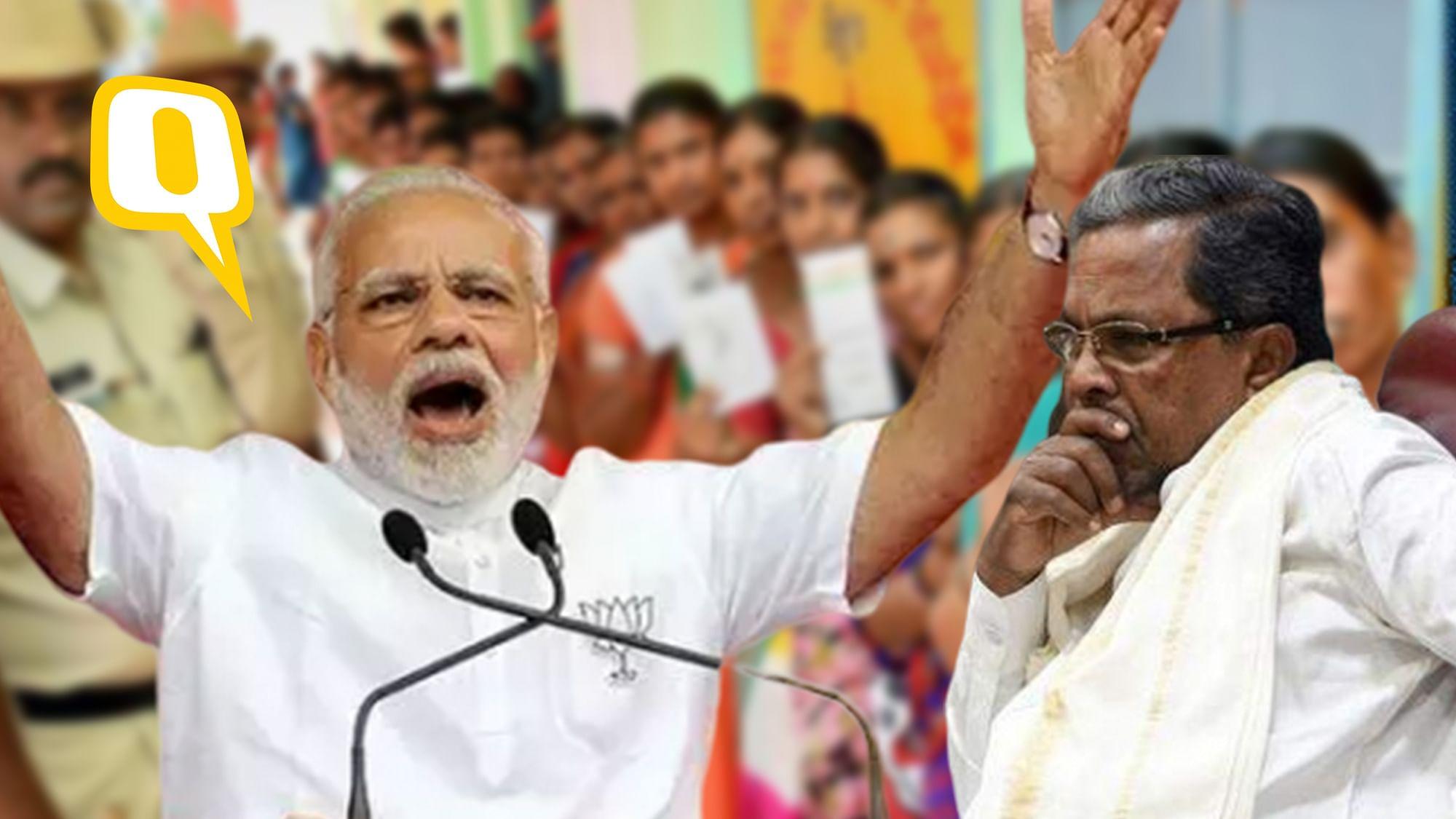BJP Sweeps Karnataka Bypolls, Siddaramaiah Resigns as Head of Oppn