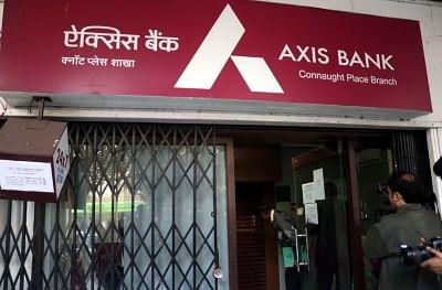 Axis Bank's CFO Jairam Sridharan steps down
