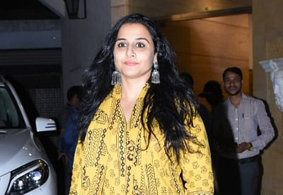 Vidya Balan: 'Paa' awakened maternal instinct in me