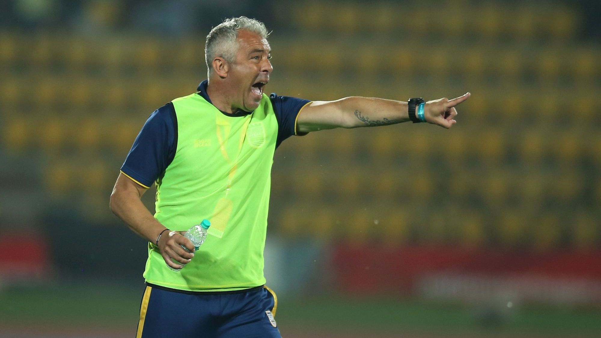 Referee Called a Player 'Monkey', Alleges Mumbai City Coach