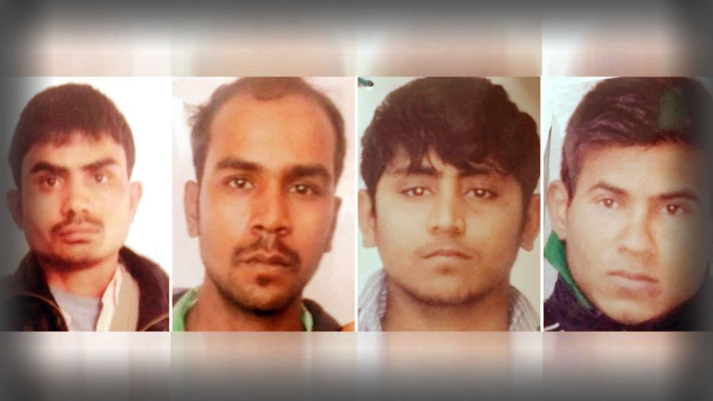 Nirbhaya Case: SC Rejects Death Row Convict's Plea on Juvenility