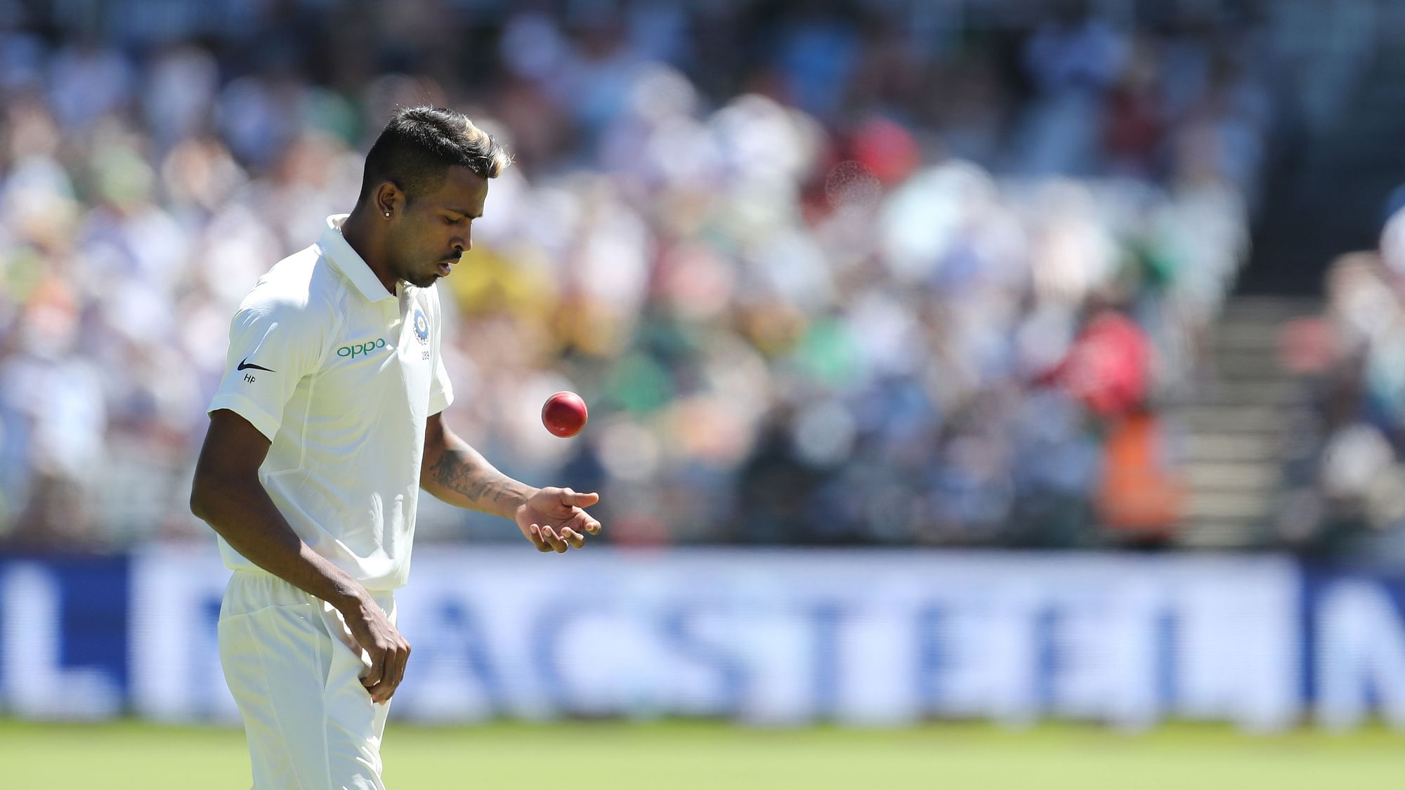 Wasn't Doing Justice to Myself and The Team: Hardik Pandya