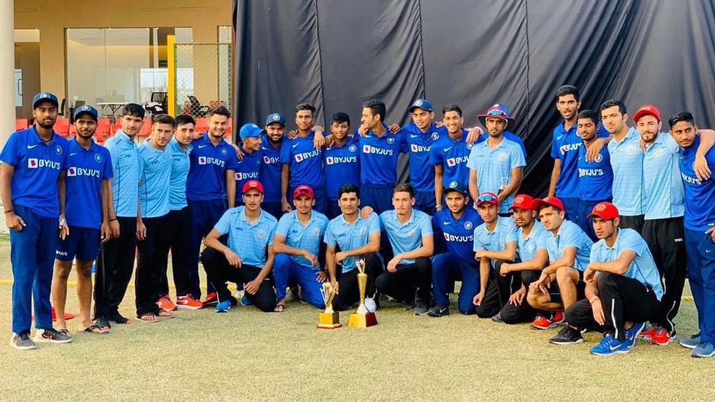 India U-19 Boys Undergoing Boot Camp to Prepare for World Cup