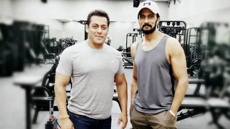 Sudeep On Why He Failed To Kick Salman on His Chest in 'Dabangg 3'