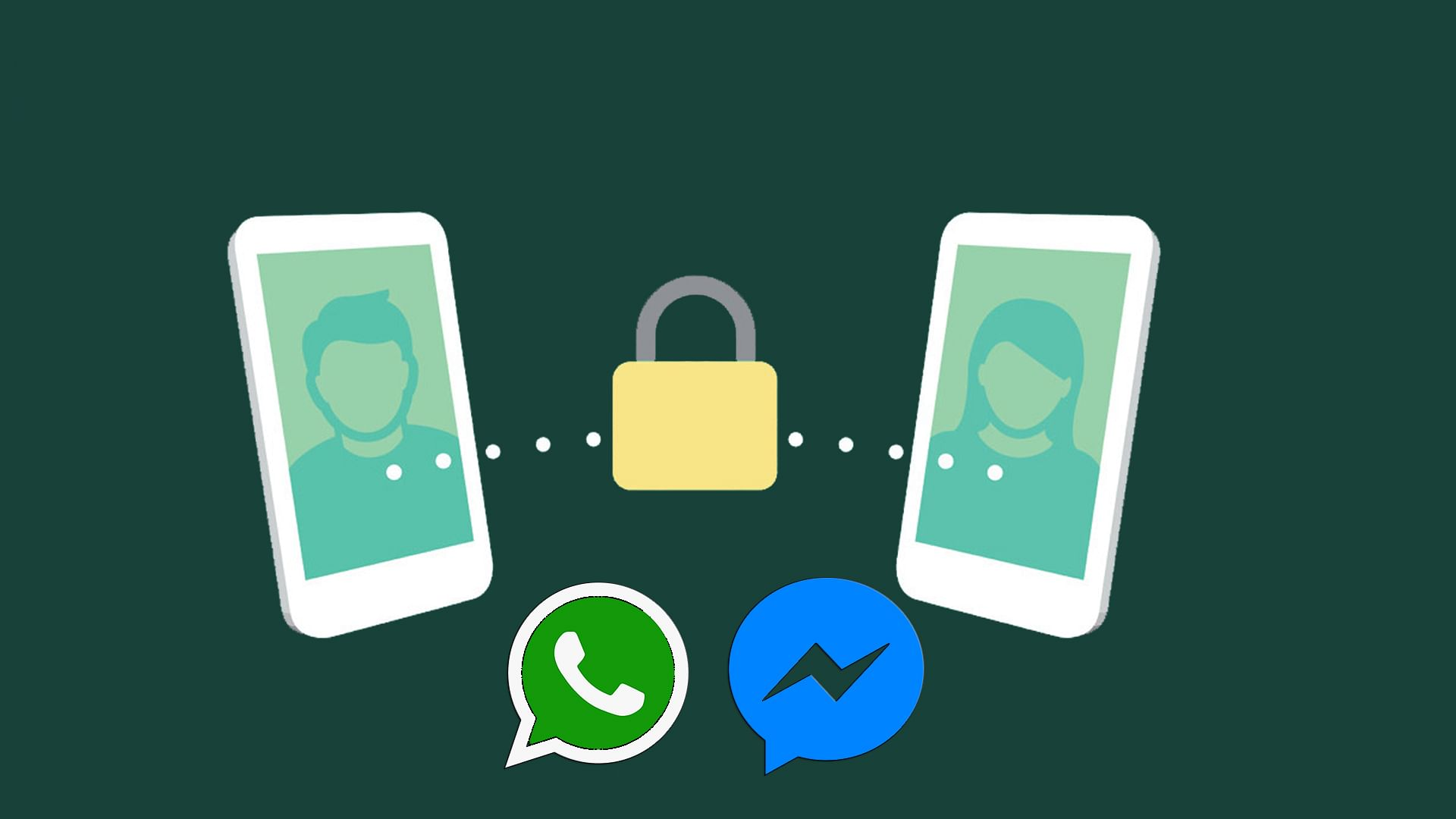WhatsApp and Facebook Messenger Will Not Weaken Chat Encryption