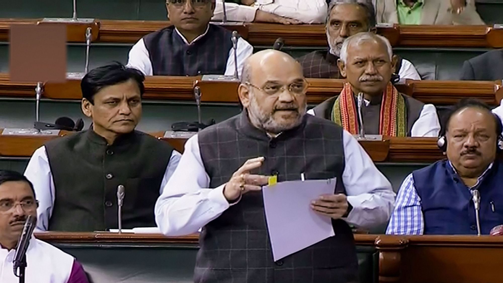 Citizenship Bill: Did Amit Shah Give Pak & Jinnah a Clean Chit?