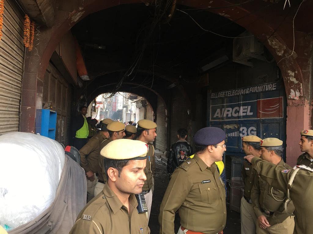 CM Kejriwal, Manoj Tiwari Reach the Spot, Announce Compensations