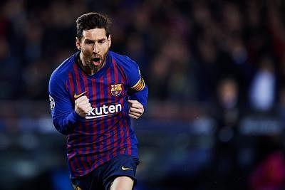 Messi surpasses Ronaldo's record for most La Liga hat-tricks