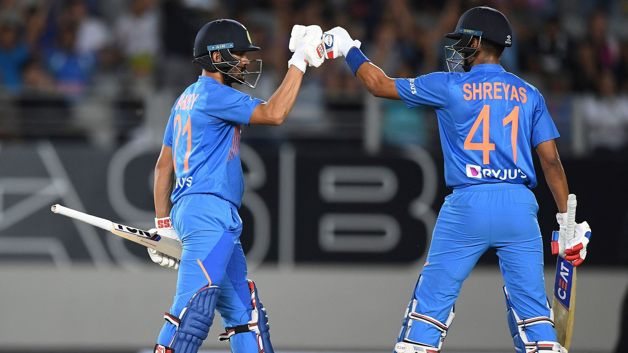 India vs NZ 1st T20: India Register 6-Wicket Win to Take 1-0 Lead