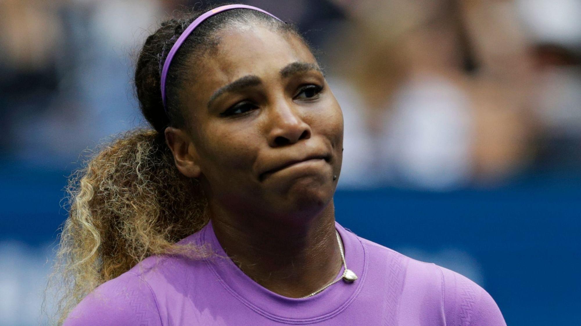 Serena 'Concerned' Over Bushfire Smoke After Past Lung Problems