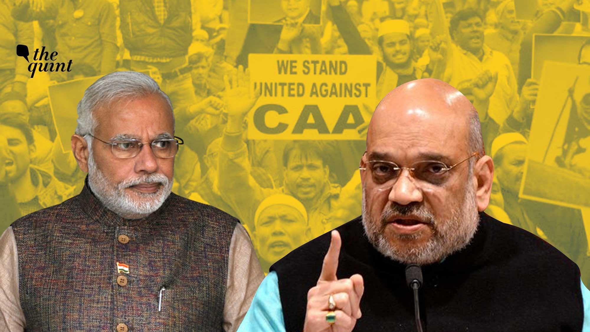 Chronology Samjhiye – Why You Should Believe Shah Over Modi on CAA