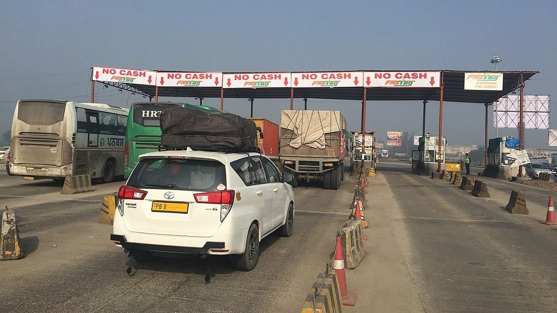 NHAI Allows Free Passage At Tolls If Your FASTag Cannot Be Read
