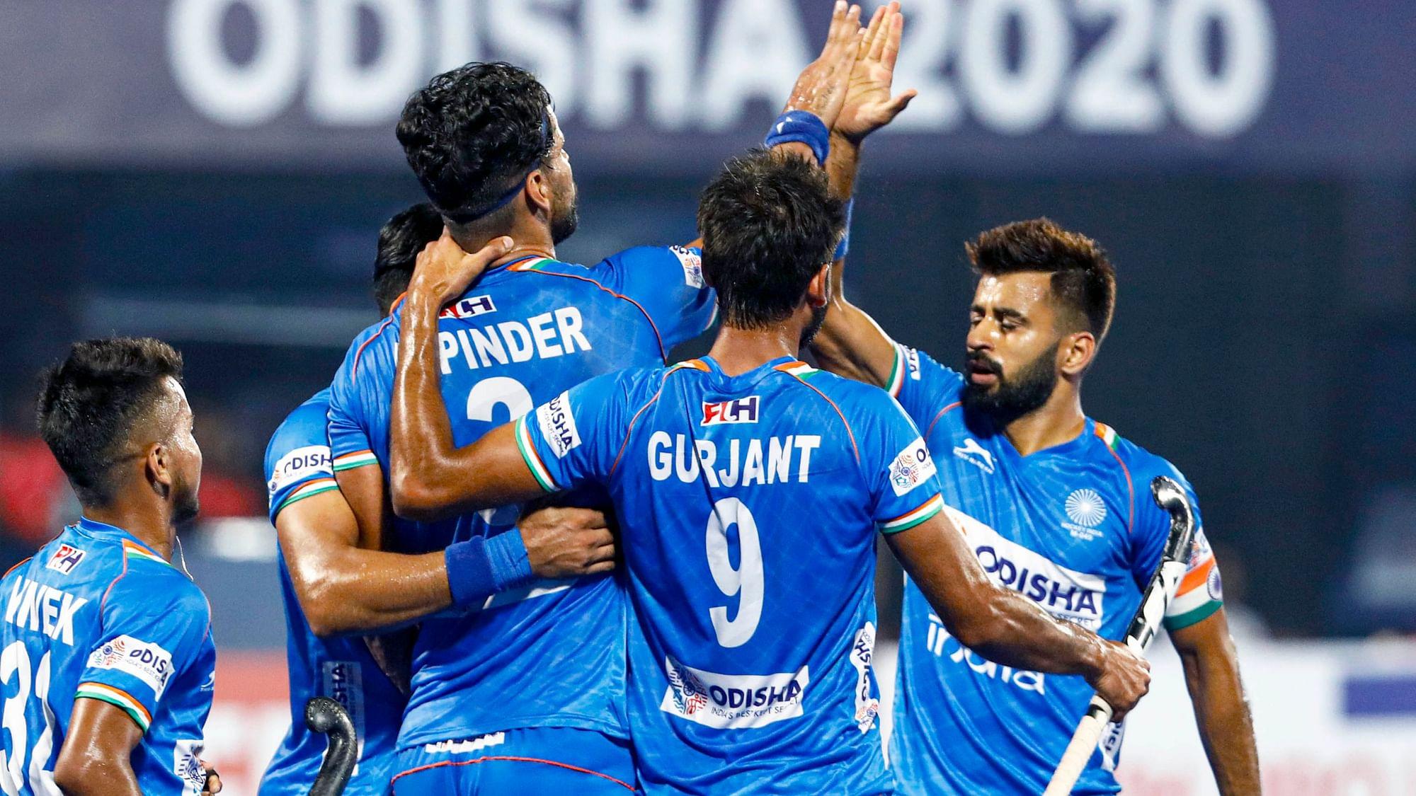 India Thrash World No 3 Netherlands 5-2 in FIH Pro League Opener