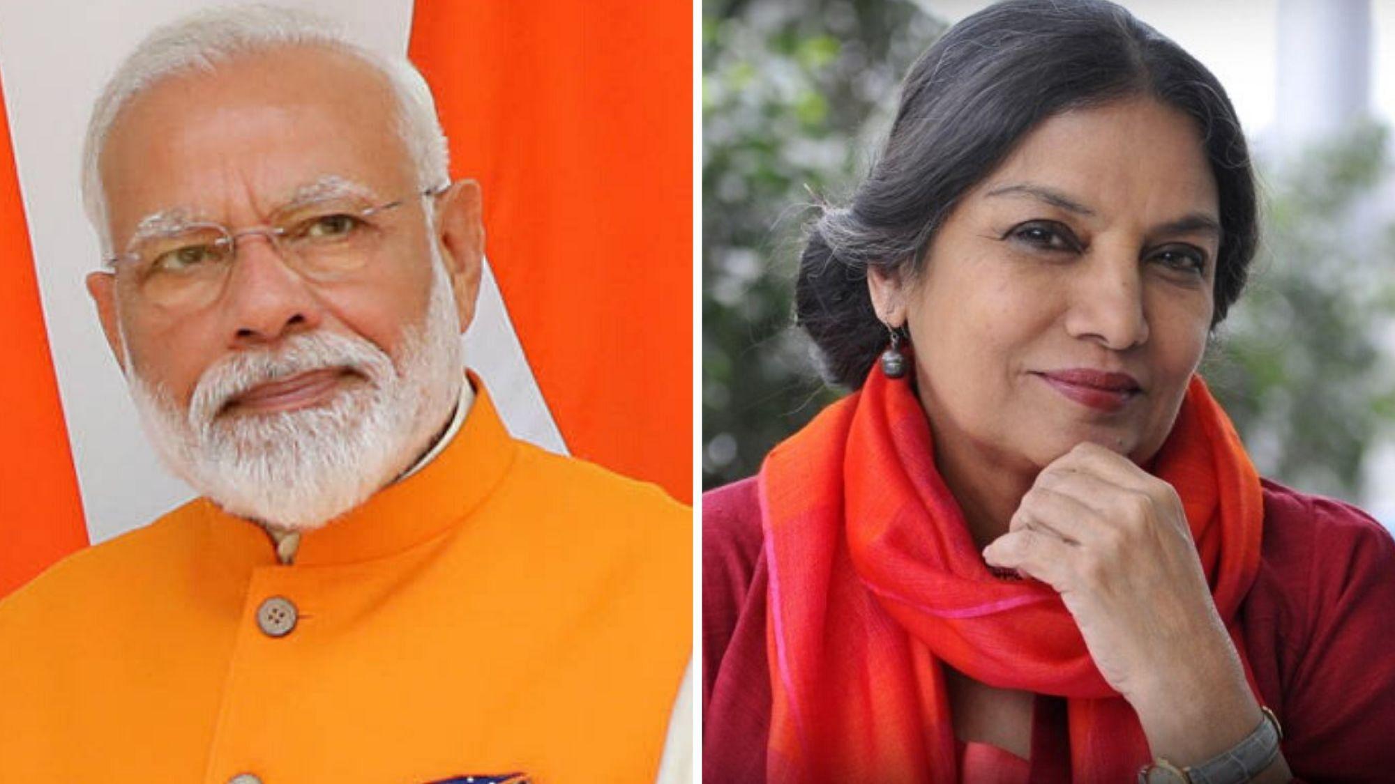 'Distressing': PM Modi After Shabana Azmi Injured in Car Accident