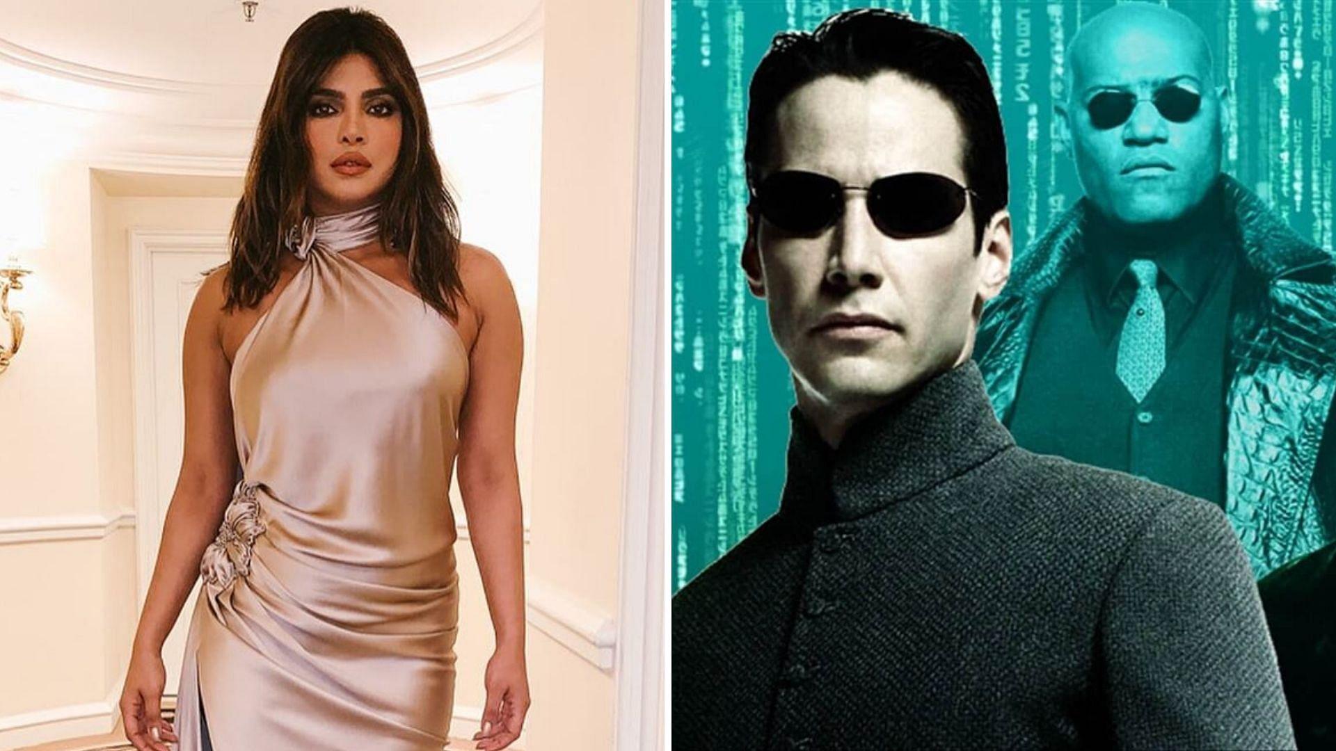 Priyanka Chopra to Join Wachowskis' Universe With 'Matrix 4'?