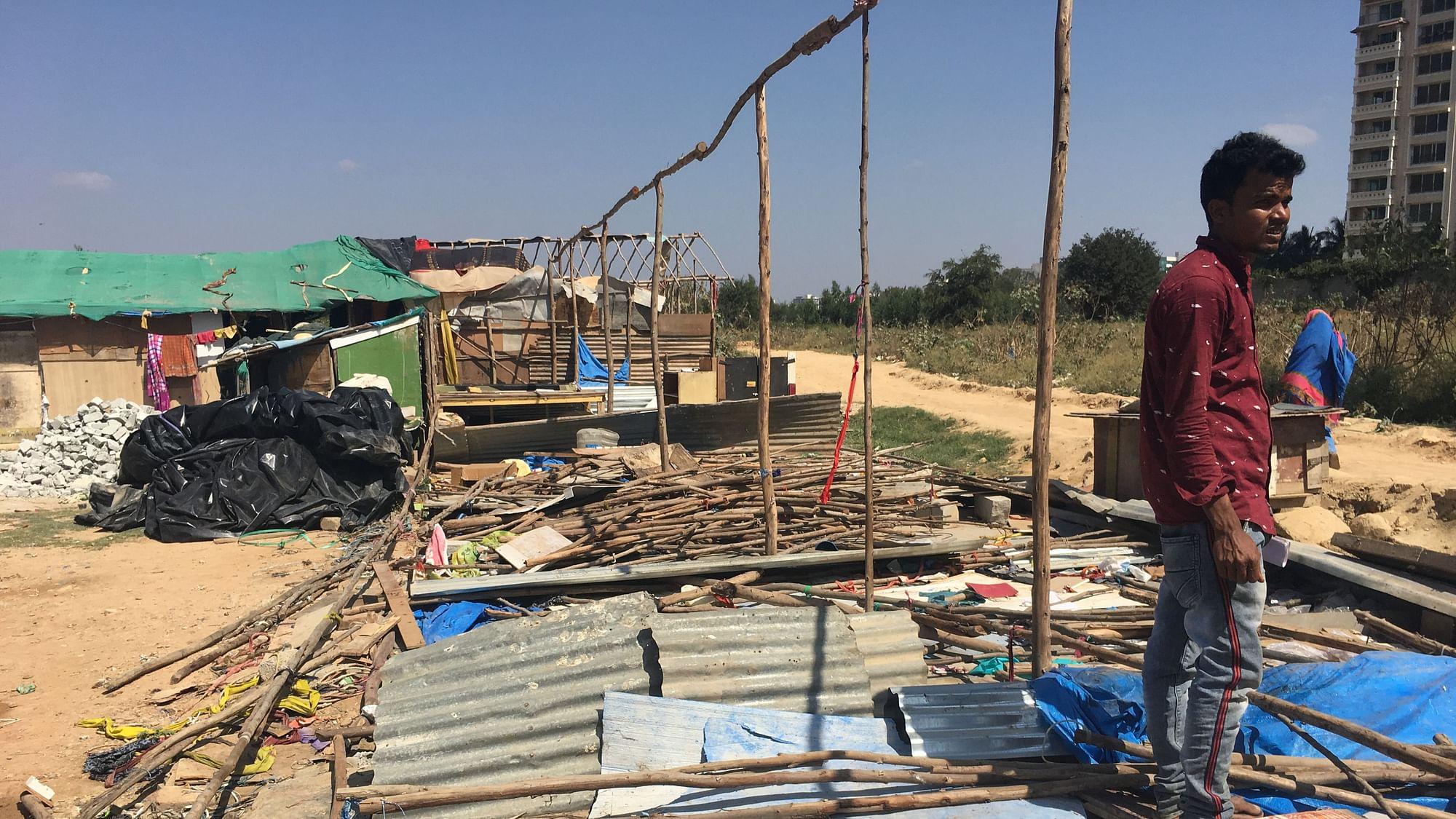Labelled 'Bangladeshi', Homes Razed: Hundreds Displaced in B'luru