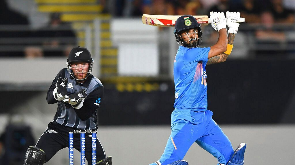 India vs NZ 2nd T20I: Rahul Slams 50, Put Visitors in Command