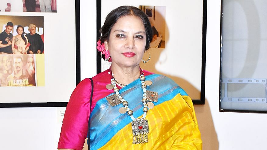 FIR Lodged Against Shabana Azmi's Driver for 'Rash Driving'
