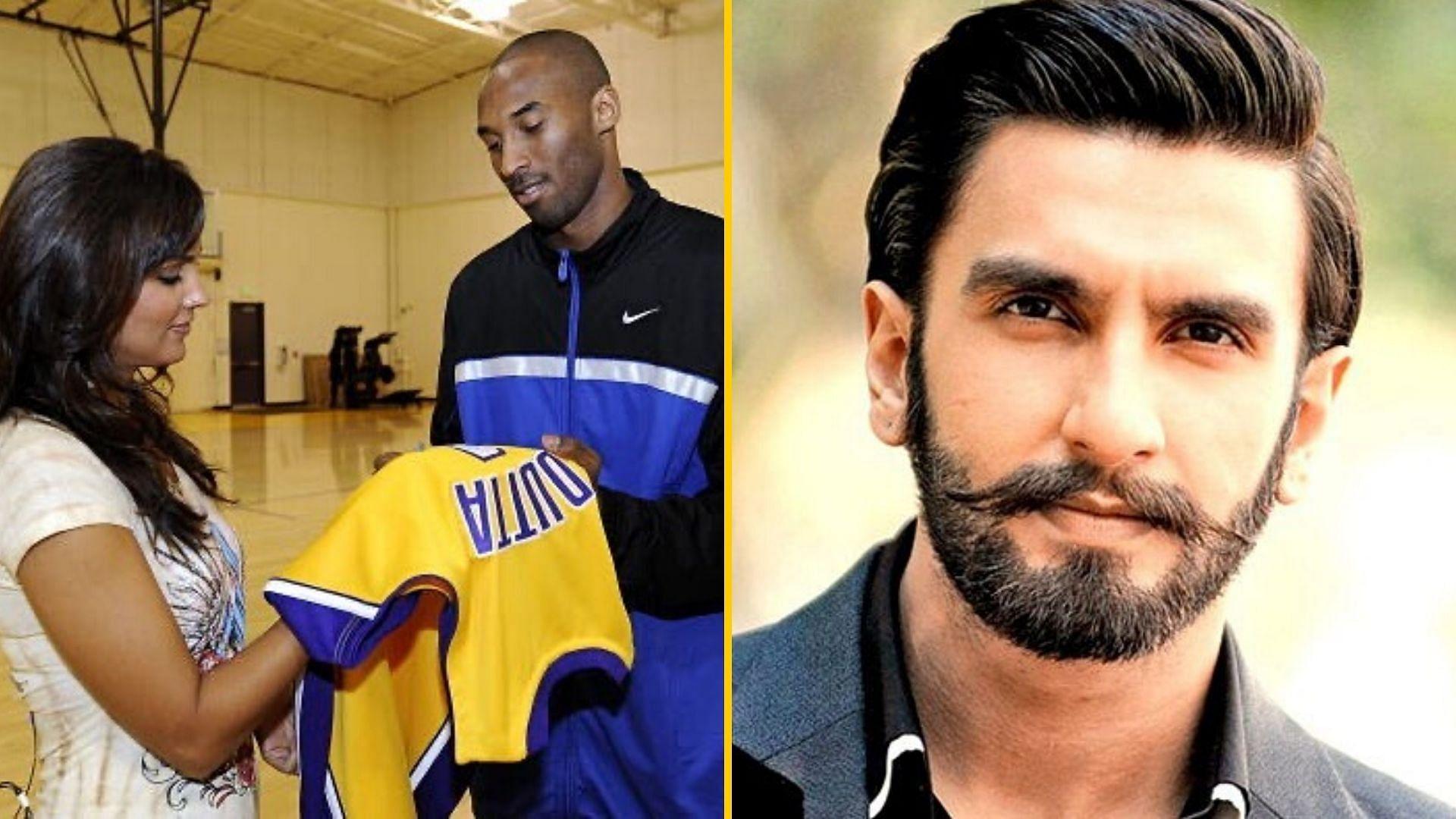 Ranveer Singh, Lara Dutta, Arjun Kapoor Pay Tribute to Kobe Bryant