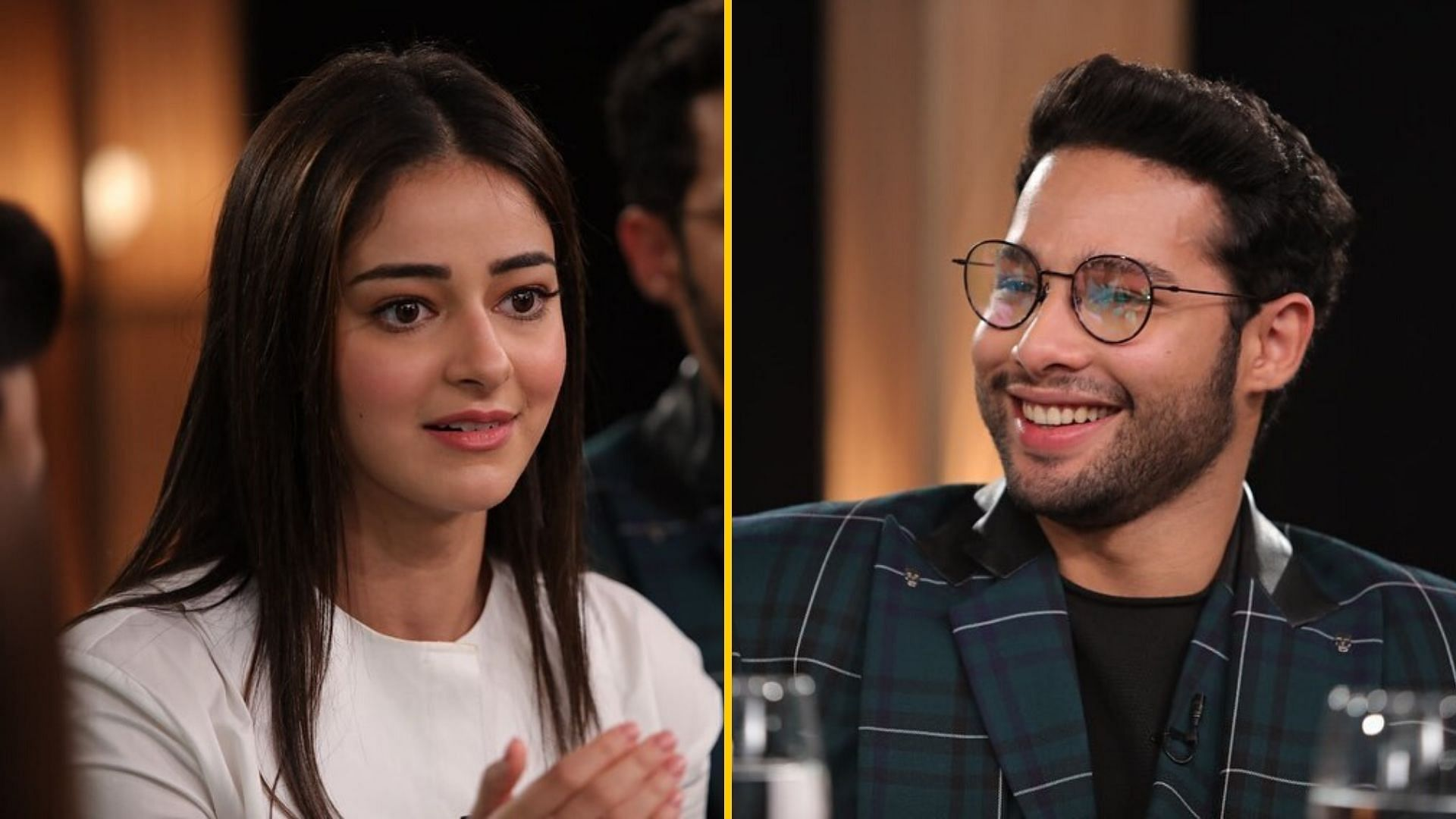Ananya Defends Nepotism, Siddhant Chaturvedi Has a Befitting Reply