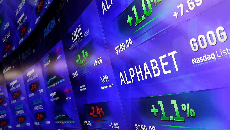 After Apple, Google's Parent Company Crosses $1 Trillion Valuation