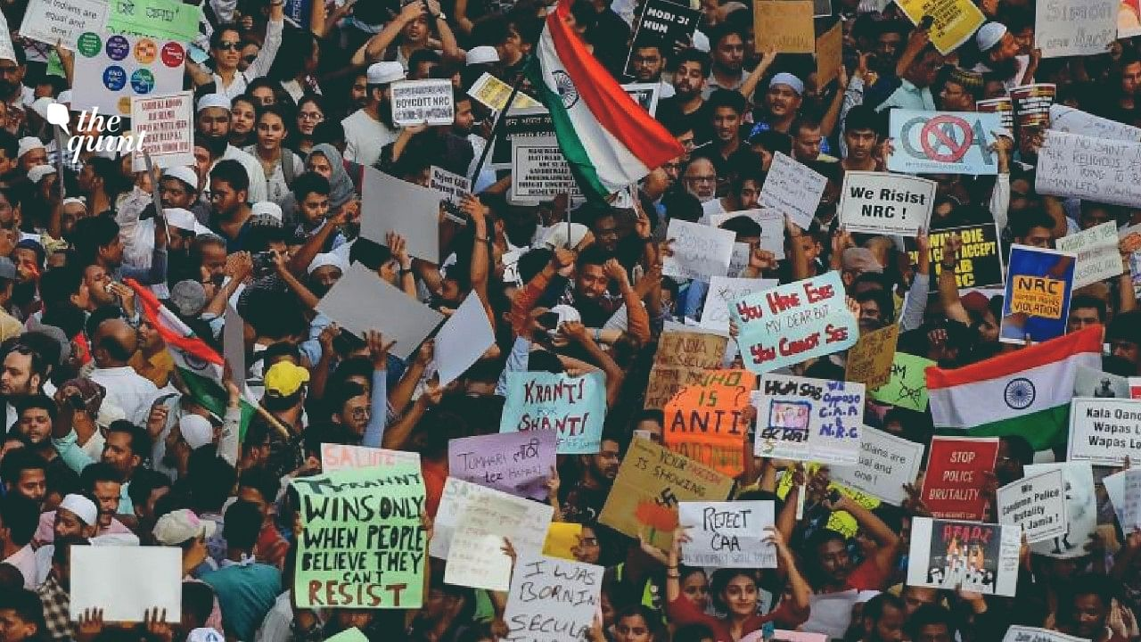 Shaheen Bagh Movement Isn't About One Identity — It's About 'Haq'