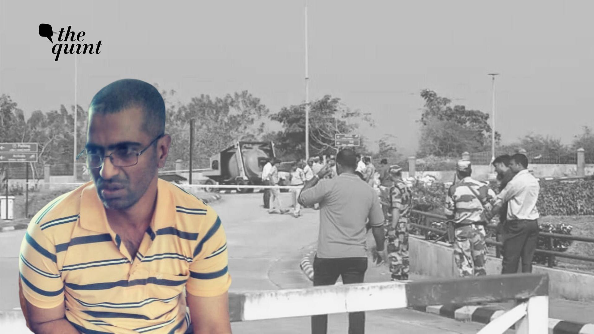 M'luru Airport Bomb: Police Recovers Suspicious Box From Suspect