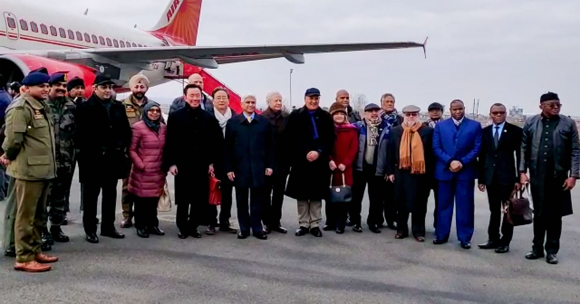 Diplomats Get a Modi-fied View of Kashmir on Day 1 of Visit